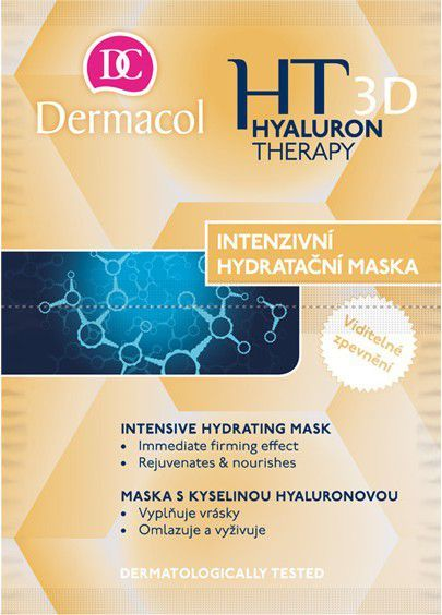 Dermacol Hyaluron Therapy 3D Mask 16ml 1