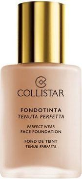 Collistar Perfect Wear Foundation SPF10 Podkład odcień 5 Cappuccino 30ml 1