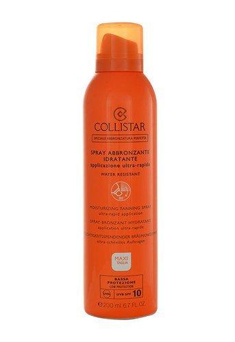 Collistar Moisturizing Tanning Spray SPF10 W 200ml 1