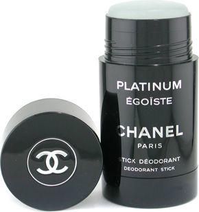 Chanel  Egoiste Platinum Dezodorant w sztyfcie 75ml 1