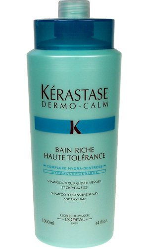 Kerastase Dermo-Calm Bain Riche Haute Tolérance Szampon do włosów suchych 1000ml 1