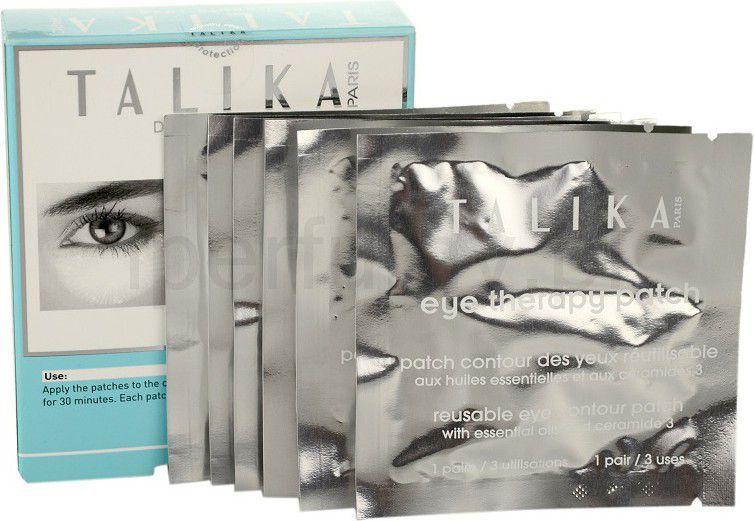 Talika Eye Therapy Patch Refill Przeciwzmarszczkowe plastry pod oczy 6szt 1