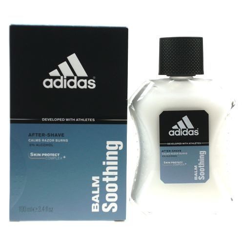 Adidas Balm Soothing After Shave Balsam po goleniu 100ml 1