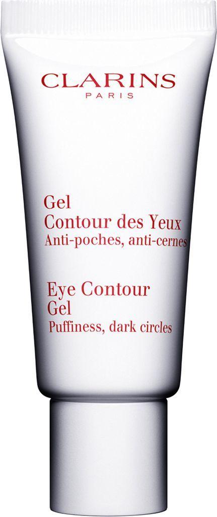 Clarins Eye Contour Gel Puffiness Żel do Pielęgnacji Skóry Wokół Oczu 20ml 1