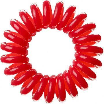 Invisibobble Hair Ring 3szt Red 1