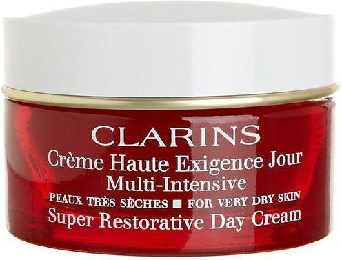 Clarins Super Restorative Day Cream Dry Skin Krem do twarzy dla skóry suchej 50ml 1