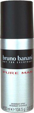 Bruno Banani Pure Men Dezodorant w sprayu 150ml 1