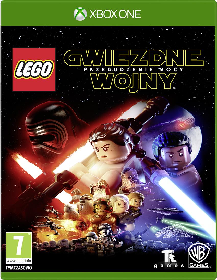 LEGO Gwiezdne Wojny: Przebudzenie Mocy Xbox One 1