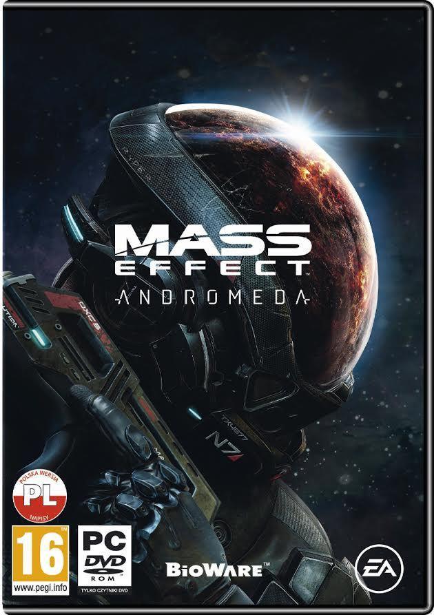 Mass Effect: Andromeda 1