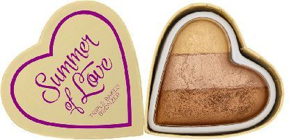 Makeup Revolution Bronzer do twarzy Hot Summer of Love 10g 1