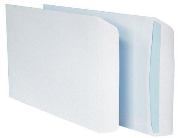 Koperta C6 biała (KC610FOLIA) 1
