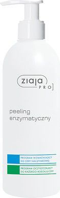 Ziaja Pro Niebieska-zielona peeling enzymatyczny z dozownikiem 270 ml 1