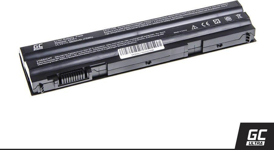 Bateria Green Cell ULTRA T54FJ Dell Latitude E5420, E5430, E5520, E5530, E6420, E6430, E6520, E6530 (DE04ULTRA) 1