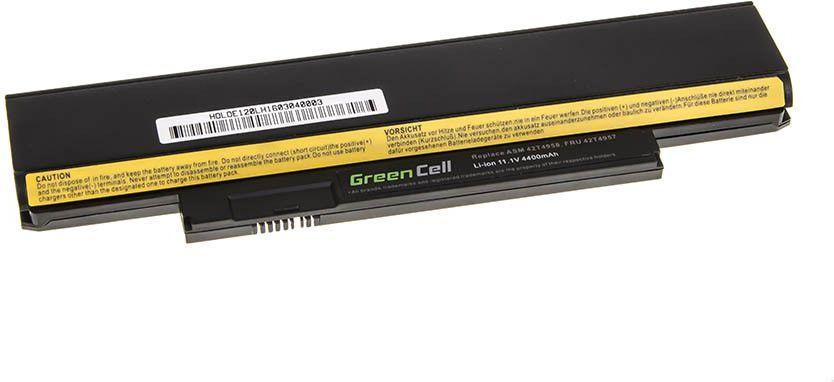 Bateria Green Cell do Lenovo ThinkPad L330,X140e, Edge E120 (LE70) 1