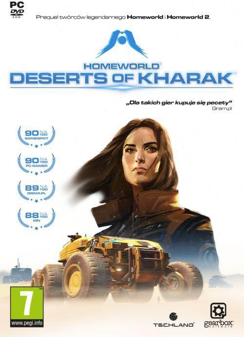 Homeworld: Deserts of Kharak - Edycja Morza Wydm PC 1