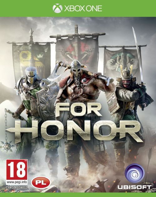 For Honor Xbox One 1