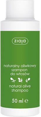 Ziaja Travel size oliwkowy szampon odżywczy 50 ml 1