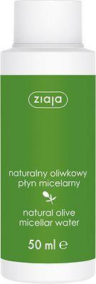 Ziaja travel sizeoliwkowy płyn micelarny 50 ml 1