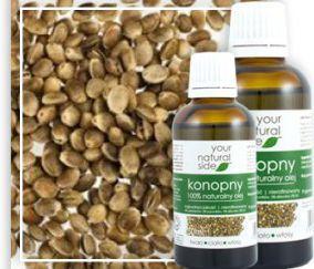 Your Natural Side olej konopny 100ml 1