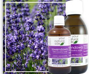 Your Natural Side Woda z Kwiatów Lawendy Wąskolistnej 200ml 1