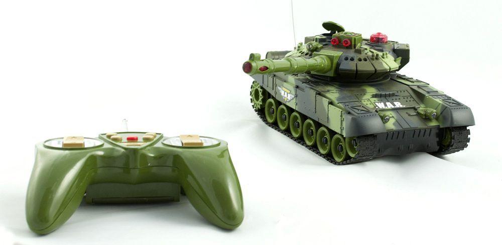 Czołg R/C War Tank 9993 27Hz/40Hz 1