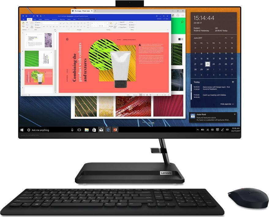 Komputer Lenovo IdeaCentre AIO 3i 27ITL6 Core i5-1135G7, 16 GB, 512 GB SSD Windows 10 Home 1