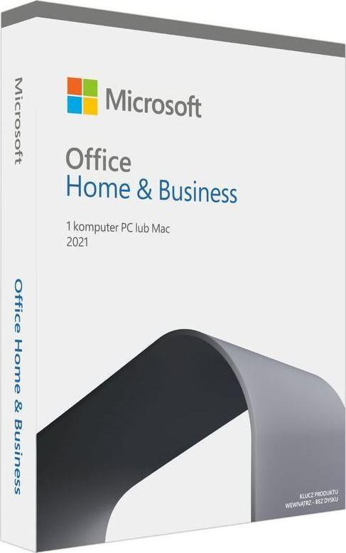 Microsoft Office Home and Business 2021 PL (T5D-03539) 1
