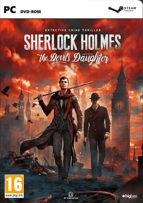 Sherlock Holmes: The Devil's Daughter PC 1