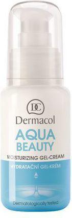 Dermacol Aqua Beauty Moisturizing Gel-Cream Krem do twarzy 50ml 1