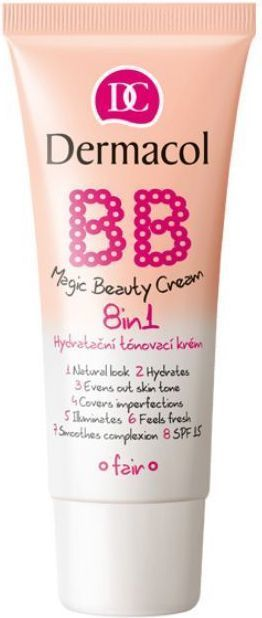 Dermacol BB Magic Beauty Cream Krem do twarzy Shell 30ml 1
