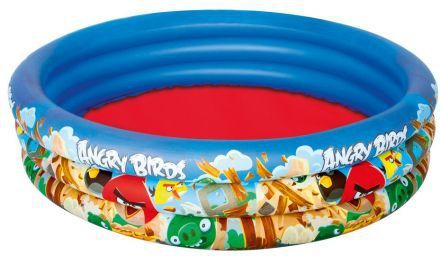 Bestway Basen dmuchany Angry Birds 152x30 cm (96108B) 1