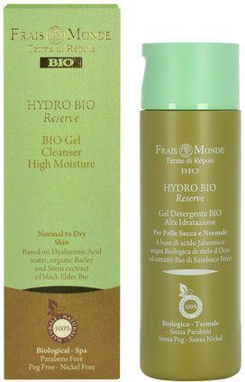 Frais Monde Hydro Bio Reserve Gel Cleanser High Moisture Żel do mycia twarzy do skóry normalnej i suchej 200ml 1