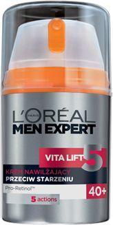L'Oreal Paris Men Expert Vita Lift 5 Daily Moisturiser krem nawilżający przeciw starzeniu się 50ml 1