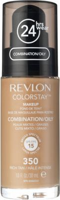 Revlon Colorstay Cera Mieszana/Tłusta 350 Rich Tan 30ml 1