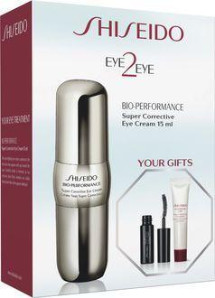 Shiseido Eye2Eye BIO-PERFORMANCE Kit Zestaw dla kobiet 1