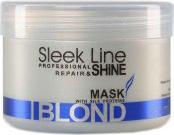 Stapiz Sleek Line Blond Mask Maska do włosów 250ml 1