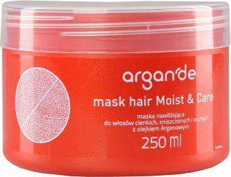 Stapiz Argan De Moist & Care Mask Maska do włosów 250ml 1