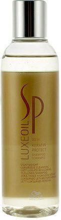 Wella SP Luxe Oil Keratin Protect Shampoo Szampon do włosów 200ml 1