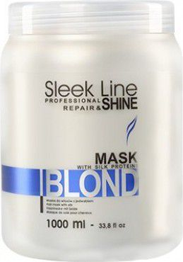 Stapiz Sleek Line Blond Mask Maska do włosów 1000ml 1