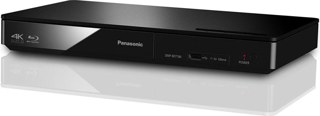 Odtwarzacz BLU-RAY Panasonic DMP-BDT184EG 1