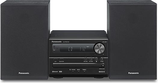Wieża Panasonic SC-PM250 EG-K 1