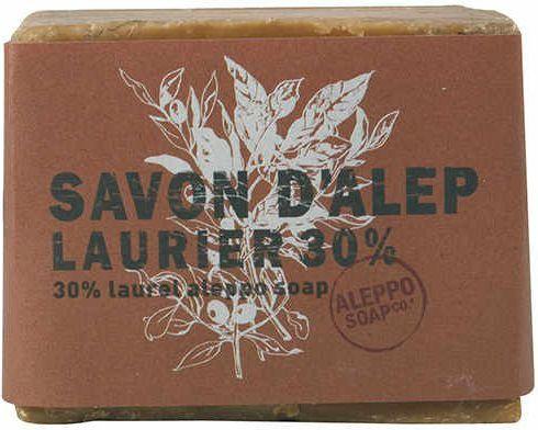 Aleppo Soap Mydło w kostce 30% oleju laurowego 200g 1