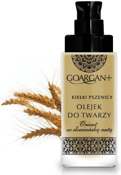 GoArgan  - Nawilżająco-łagodzący olejek do twarzy z olejem arganowym i olejem z kiełków pszenicy 1
