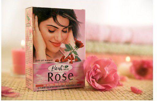 Hesh ROSE maseczka z płatków róży 1