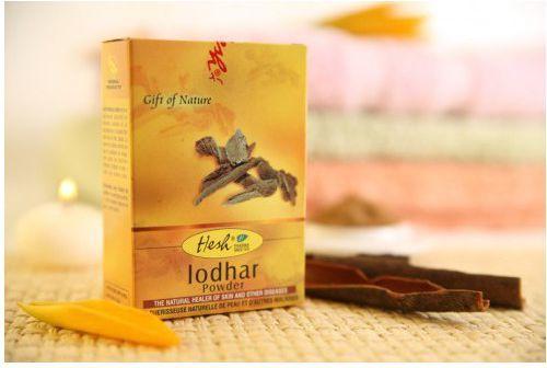 Hesh LODHAR naturalny peeling dla cery trądzikowej 50g 1