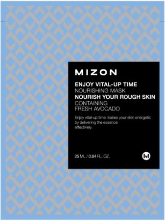 MIZON Odżywcza maska z awokado Enjoy Vital-Up Time Nourishing Mask 1