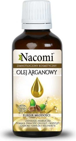 Nacomi Olejek arganowy 30 ml 1