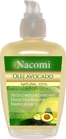 Nacomi Olejek awokado 30 ml 1