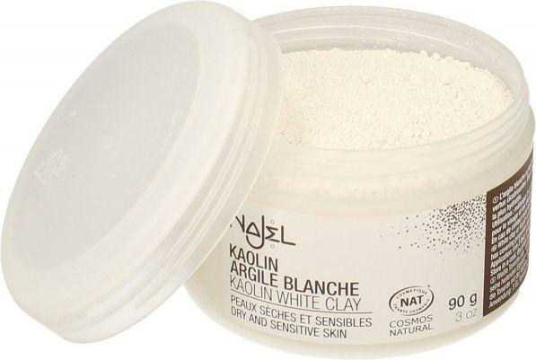 Najel Biała glinka w proszku 150g 1