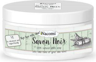 Nacomi SAVON NOIR czarne mydło 100 ml 1